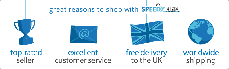 Great Reasons to Shop with Speedy Hen
