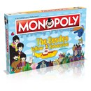 The Beatles Yellow Submarine Monopoly Board Game - Merchandise